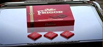 Chocolat Cailler Casanova