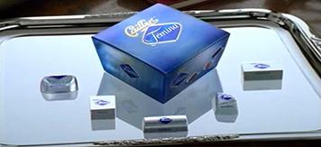 Chocolat Cailler - England