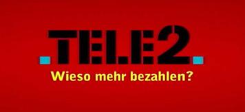Tele2 - im Bus
